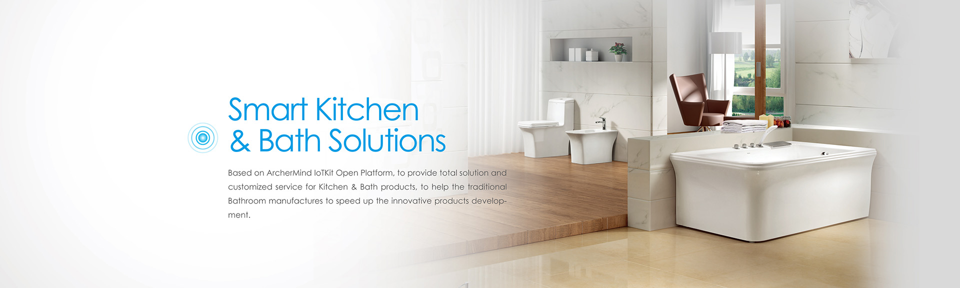 Kitchen bathroom solutions - Device Management